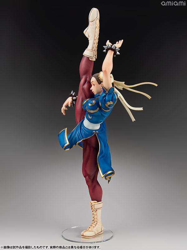 Capcom Figure Builders Creator's Model Street Fighter Chun Li Complete Figure product