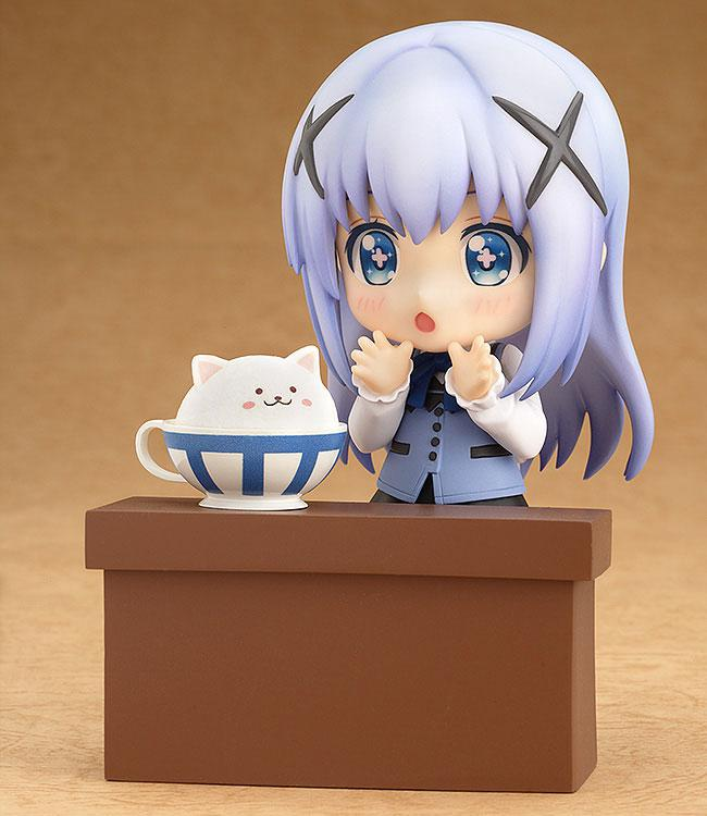 Nendoroid Is the order a rabbit? Chino 3