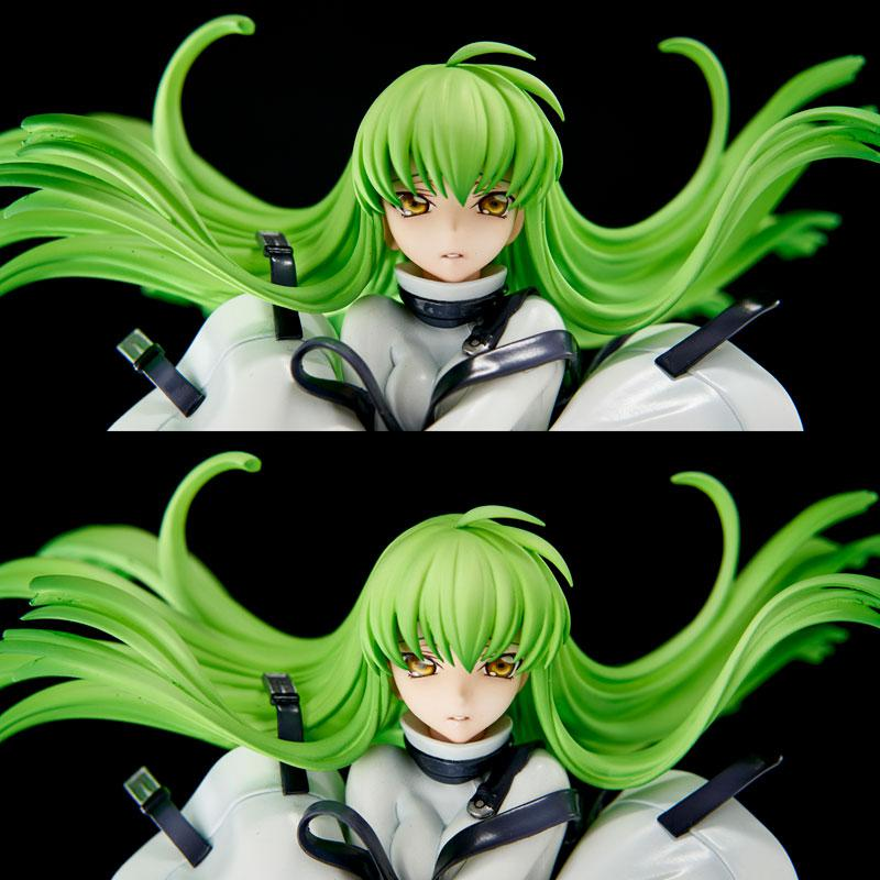 Code Geass: Lelouch of the Rebellion C.C. Complete Figure