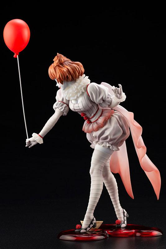 HORROR BISHOUJO IT Pennywise (2017) 1/7 Complete Figure 4