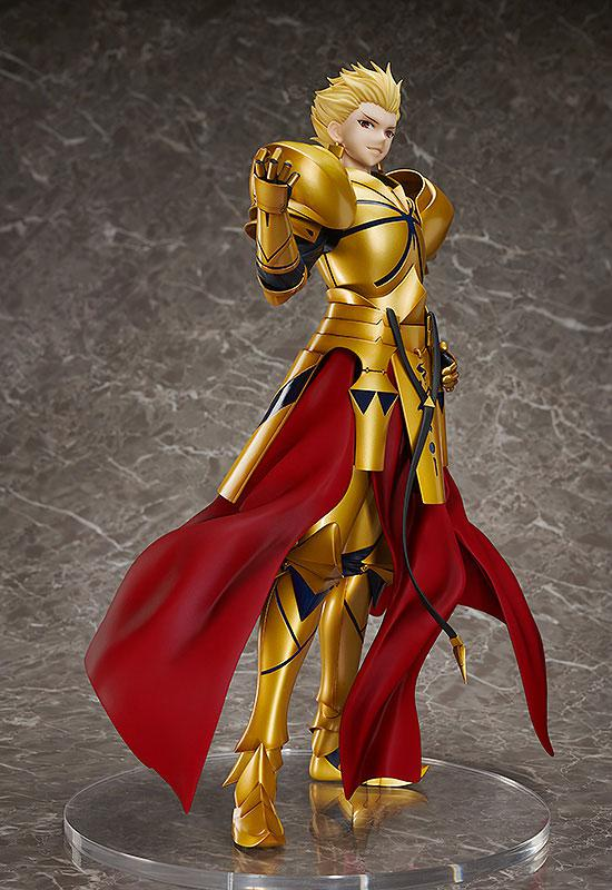 Fate/Grand Order Archer/Gilgamesh 1/4 Complete Figure 1