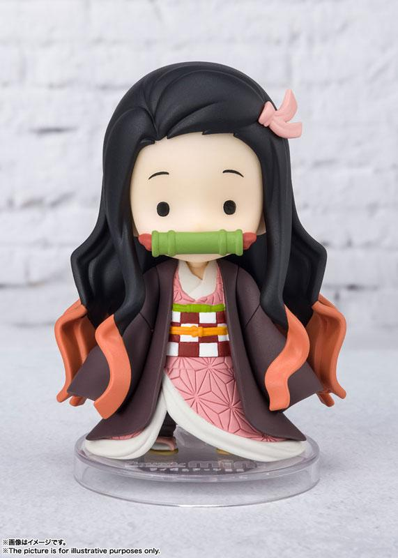 "Figuarts mini Small Nezuko ""Demon Slayer: Kimetsu no Yaiba"""