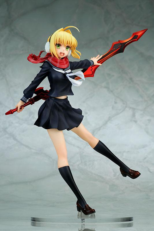 Fate/EXTELLA LINK Nero Claudius Winter Roman Costume 1/7 Complete Figure