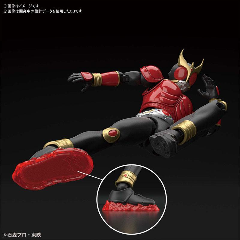 "Figure-rise Standard Kamen Rider Kuuga Mighty Form Plastic Model ""Kamen Rider Kuuga"""
