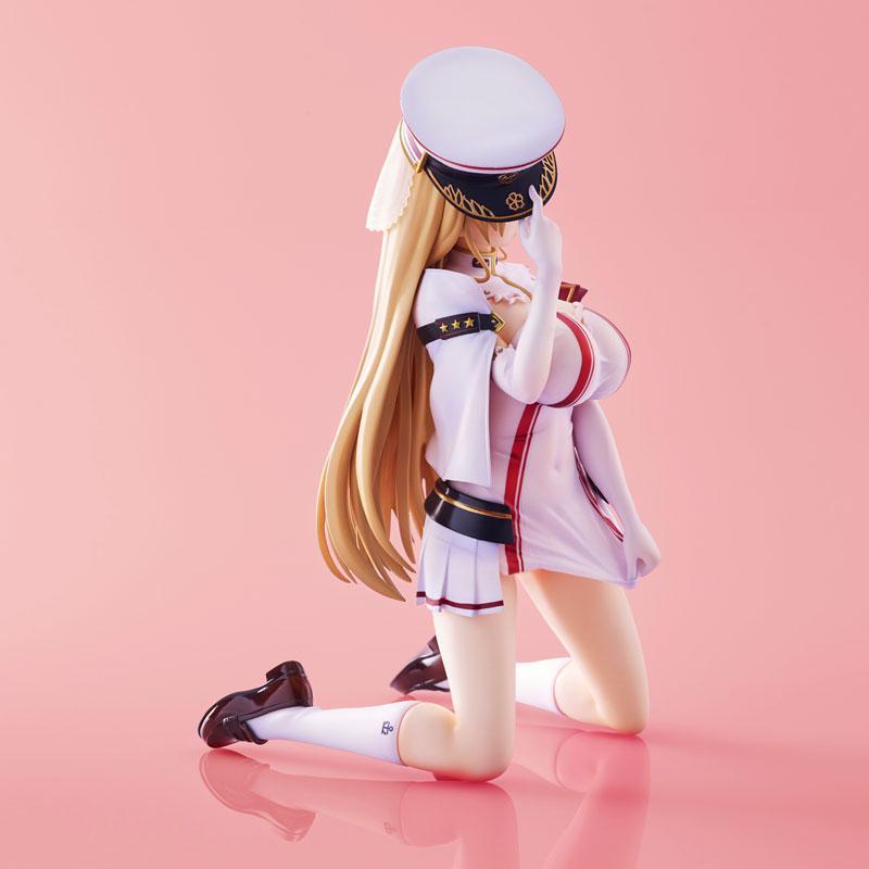 "Ai Akasa Illustration ""Kaigun Musume Scarlet"" Complete Figure"