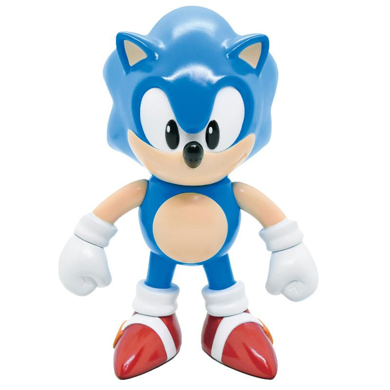 SOFVIPS Sonic the Hedgehog Complete Figure