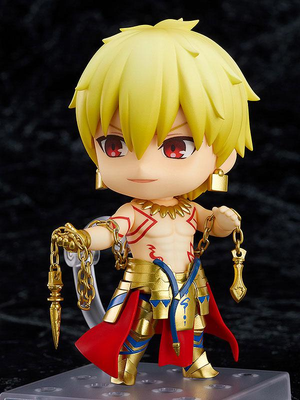 Nendoroid Fate/Grand Order Archer/Gilgamesh Third Ascension ver. 2