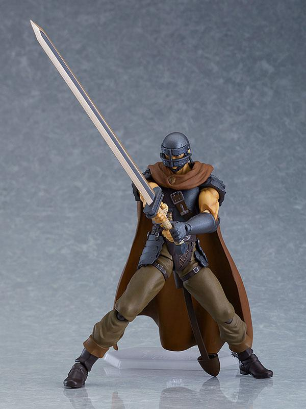 "figma Movie ""Berserk: The Golden Age Arc"" Guts Band of the Hawk ver. Repaint Edition product"