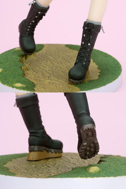 DreamTech Girls und Panzer Alice Shimada [Panzer Jacket Ver.] 1/8 Complete Figure 8