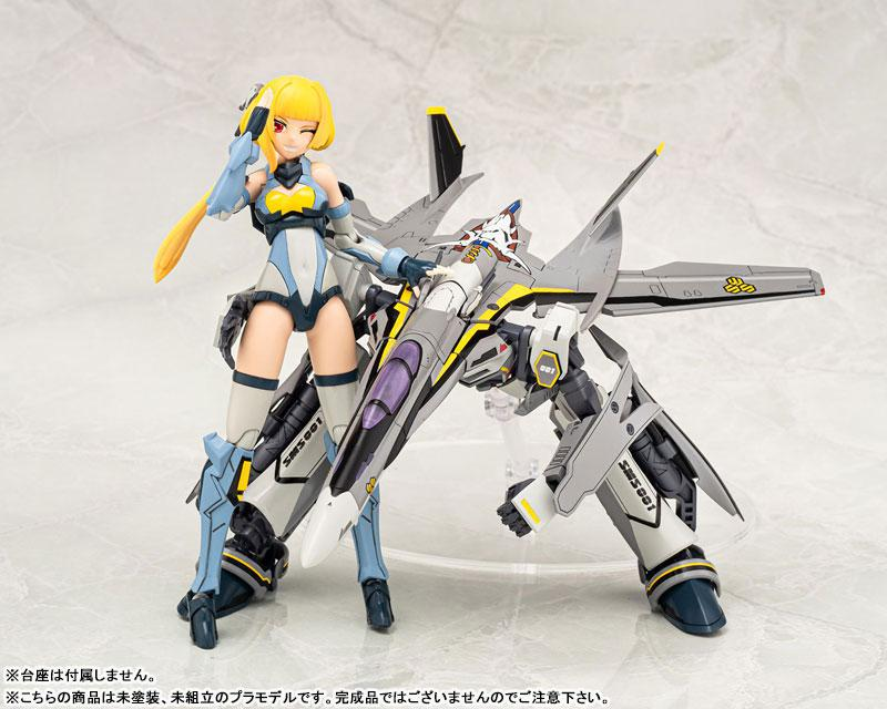 ACKS V.F.G. Macross Frontier VF-25S Messiah Plastic Model