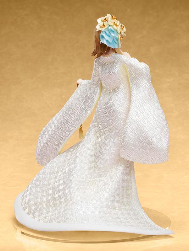 My Teen Romantic Comedy SNAFU. Completion Iroha Isshiki -White Kimono- 1/7 Complete Figure 2