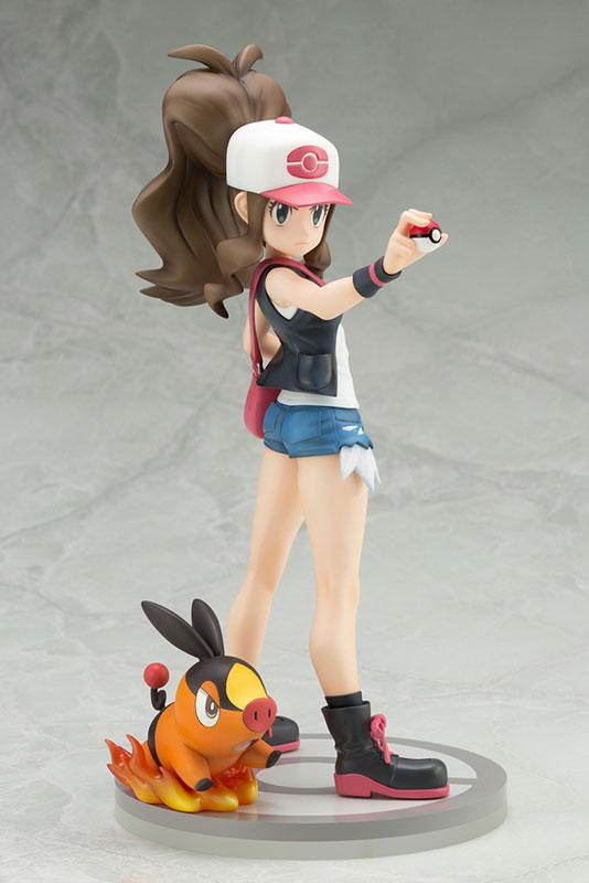 "ARTFX J - ""Pokemon"" Series: Hilda with Tepig 1/8 Complete Figure product"