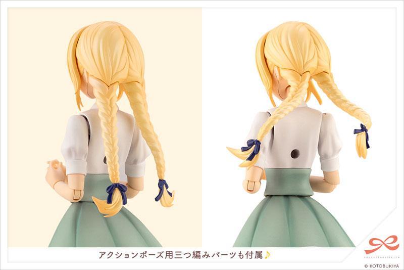 Sousai Shoujou Teien Ritsuka Saiki [St. Iris Gakuen Girls' High School Summer Clothes] 1/10 Plastic Model