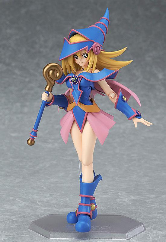 figma Yu-Gi-Oh! Duel Monsters Dark Magician Girl 0