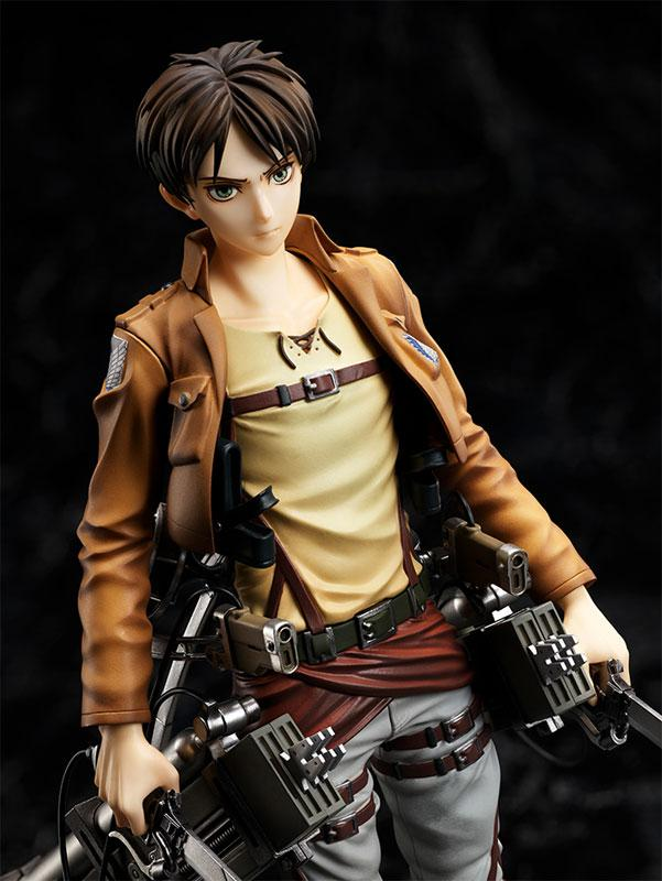 Attack on Titan Eren 1/7 Complete Figure