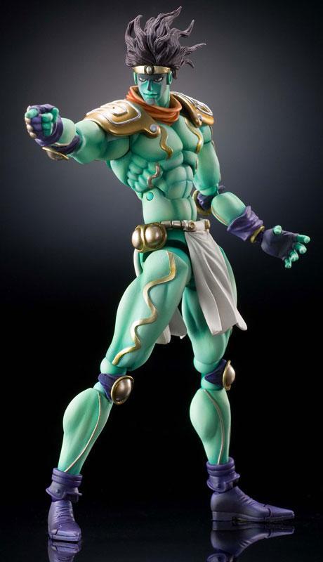 Super Action Statue JoJo's Bizarre Adventure Part.III Star Platinum Complete Figure product