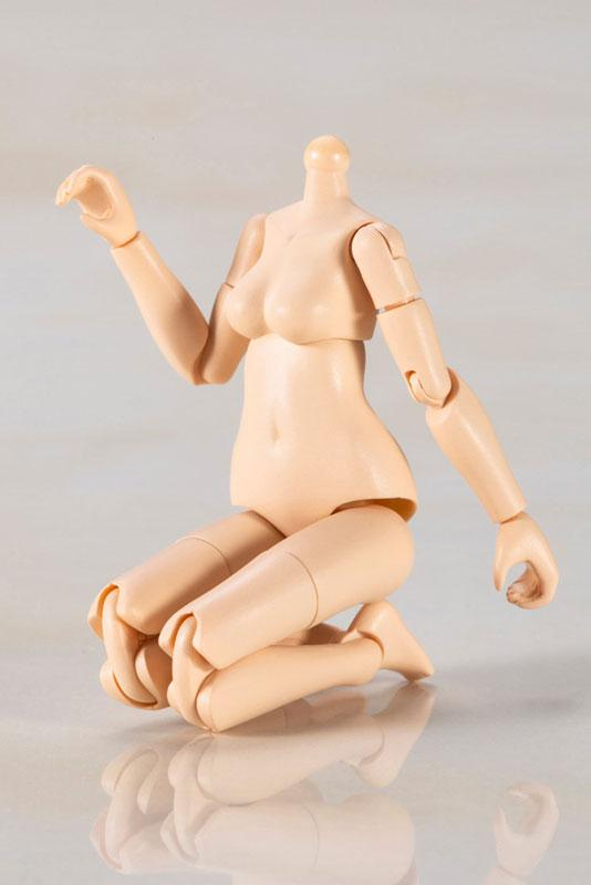 Frame Arms Girl Hand Scale Prime Body Plastic Model