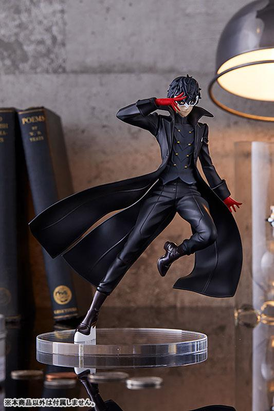 POP UP PARADE PERSONA 5 the Animation Joker Complete Figure main
