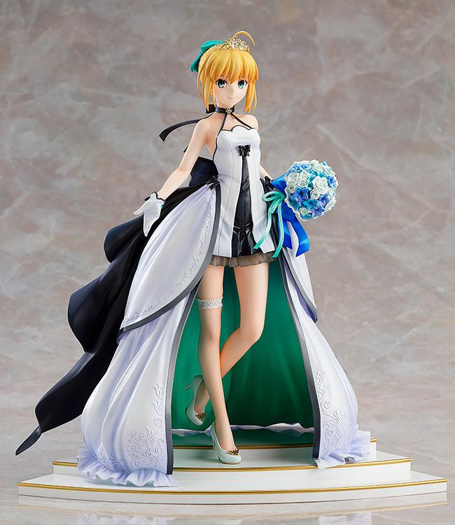 Fate/stay night -15th Celebration Project- Saber -15th Celebration Dress Ver.- 1/7 Figure main