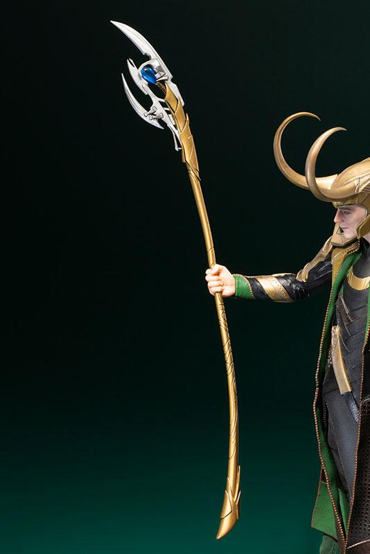 ARTFX MARVEL UNIVERSE Loki -AVENGERS- 1/6 Easy Assembly Kit