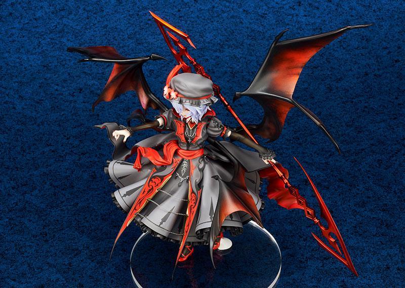 Touhou Project Remilia Scarlet Koumajou Densetsu Ver. Extra Color [DARK MOON] 1/8 Complete Figure