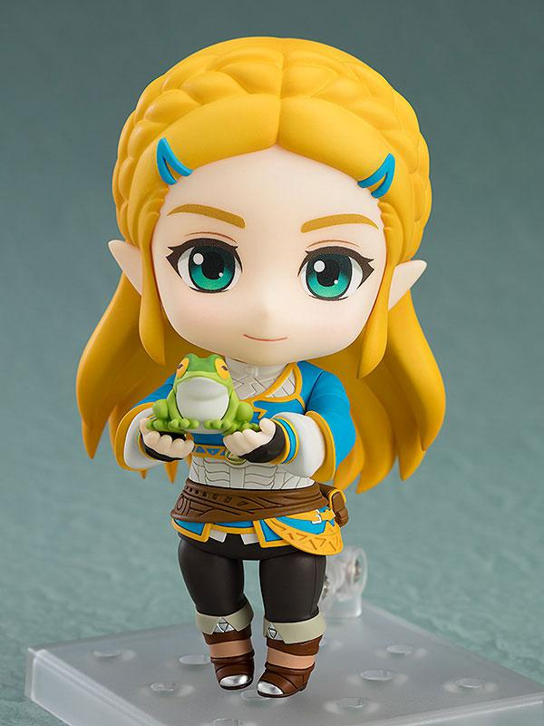 Nendoroid The Legend of Zelda Princess Zelda Breath of the Wild Ver. 0