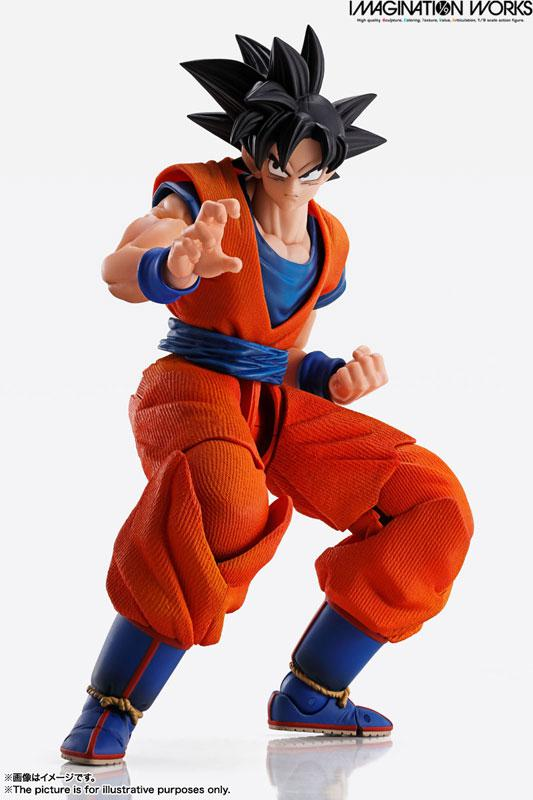 "IMAGINATION WORKS Son Goku ""Dragon BallZ"""