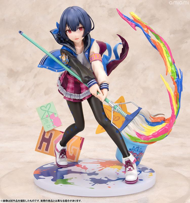 THE IDOLM@STER SHINY COLORS Rinze Morino Brave Hero Jersey ver. 1/8 Complete Figure main