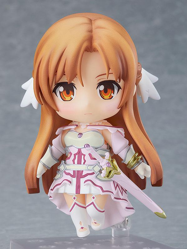 Nendoroid Sword Art Online Alicization War of Underworld Asuna [Stacia: the Goddess of Creation] product
