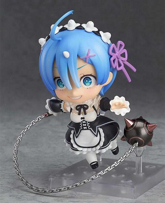 Nendoroid Re:ZERO -Starting Life in Another World- Rem 3