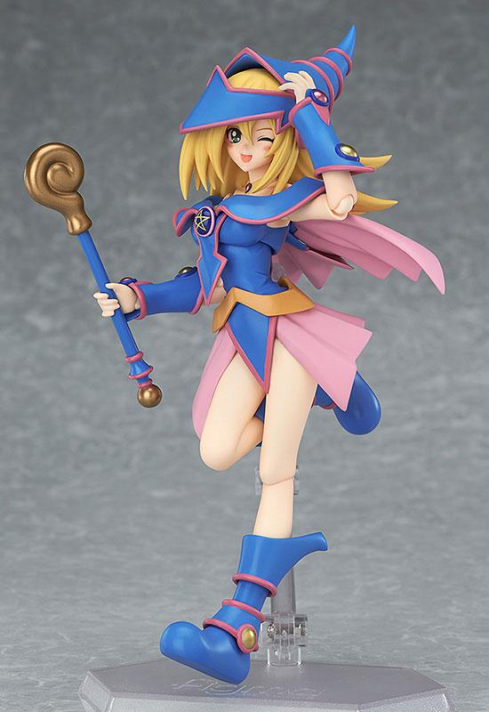 figma Yu-Gi-Oh! Duel Monsters Dark Magician Girl main