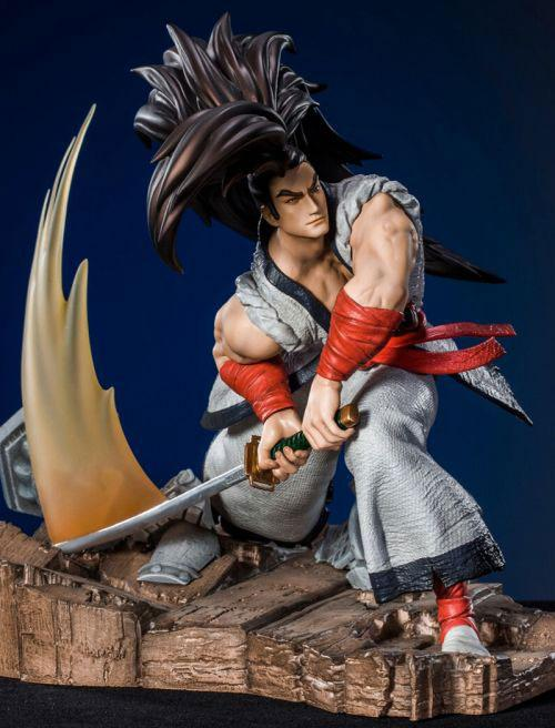 Samurai Shodown 2/ Haohmaru 1/8 Statue