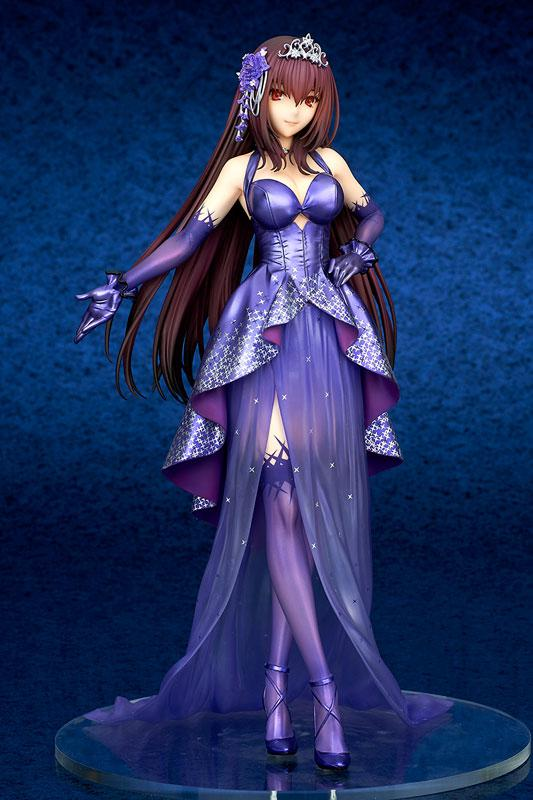 Fate/Grand Order Lancer/Scathach Heroic Spirit Formal Dress 1/7 Complete Figure product