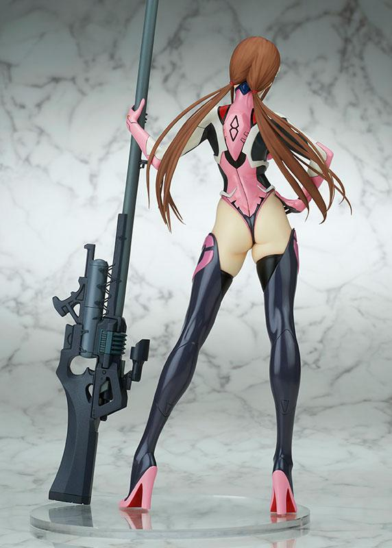 Rebuild of Evangelion Mari Makinami Illustrious Complete Figure 9