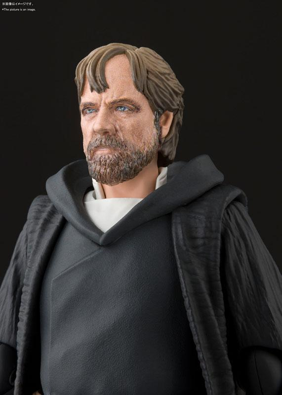 S.H.Figuarts Luke Skywalker -Battle of Crait Ver.- (STAR WARS: The Last Jedi)