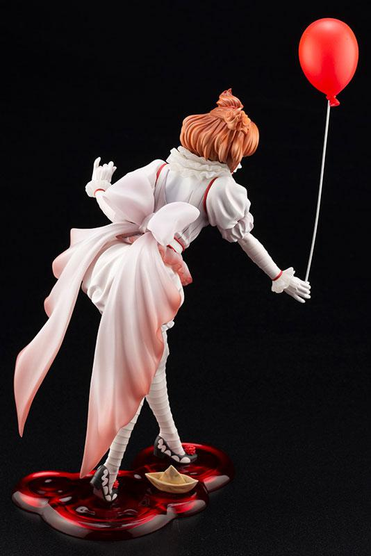 HORROR BISHOUJO IT Pennywise (2017) 1/7 Complete Figure 10