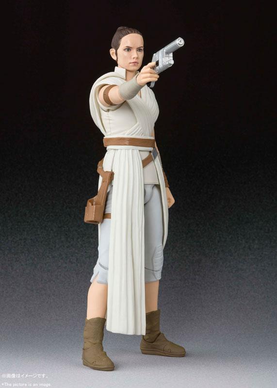 S.H.Figuarts Rey & D-O (STAR WARS: The Rise of Skywalker) 0