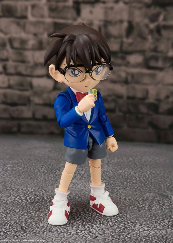 "S.H.Figuarts Conan Edogawa -Tracking Part- ""Detective Conan"" 4"
