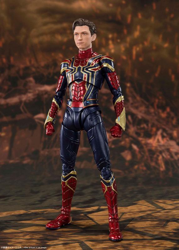 S.H.Figuarts Iron Spider -[FINAL BATTLE] EDITION- (Avengers: Endgame) 1