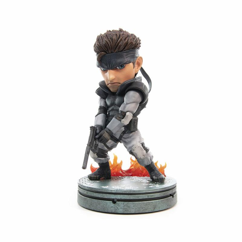 Metal Gear Solid / Solid Snake SD 8 Inch PVC Statue product