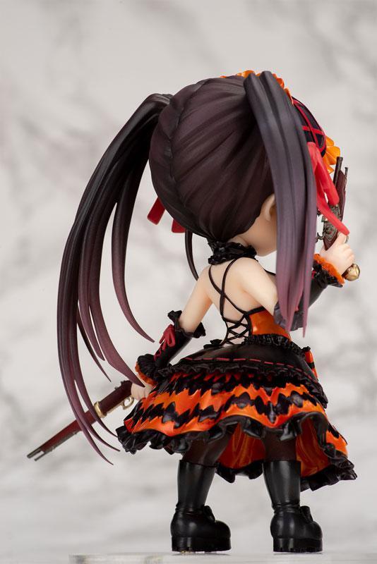 Deformed Series Lulumecu Date A Live Kurumi Tokisaki Complete Figure