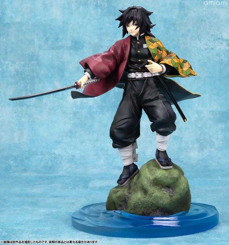 [Exclusive Sale] G.E.M. Series Kimetsu no Yaiba Giyu Tomioka Complete Figure main