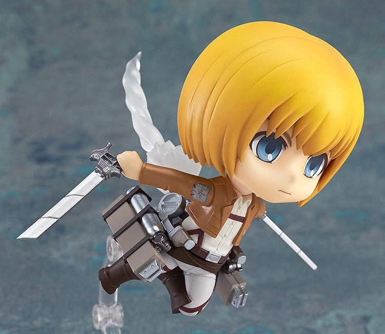 Nendoroid Attack on Titan Armin Arlert