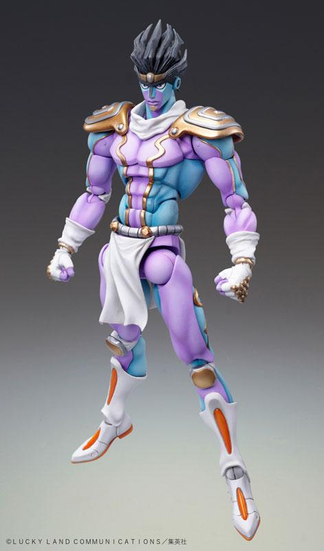 "Super Action Statue ""JoJo's Bizarre Adventure Part.IV"" Star Platinum Complete Figure main"