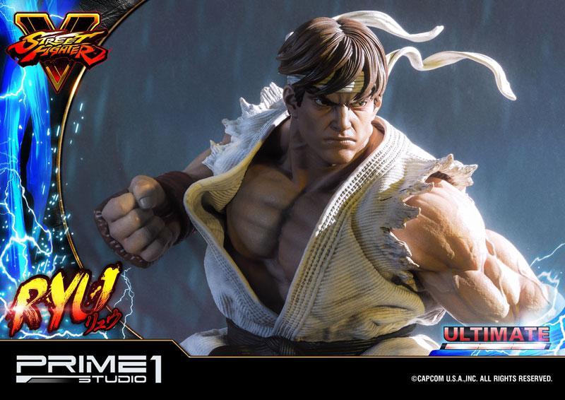 Premium Master Line Street Fighter V Ryu Ultimate 1/4 Statue 27