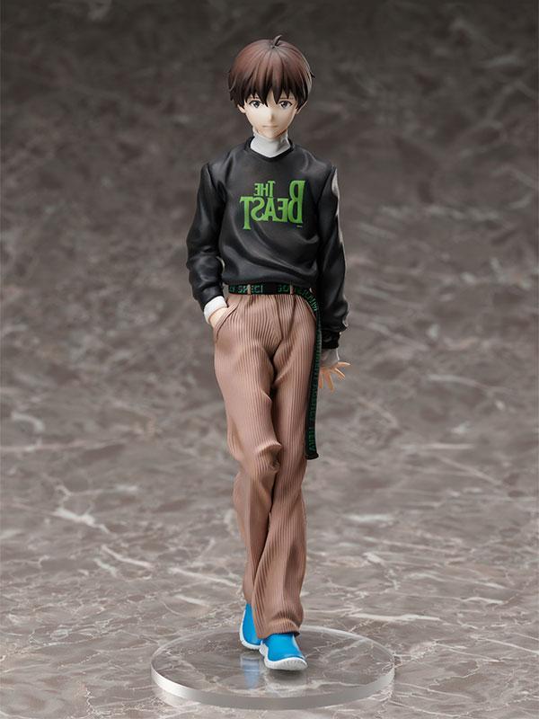 Evangelion (RADIO EVA) Shinji Ikari Ver.RADIO EVA 1/7 Complete Figure
