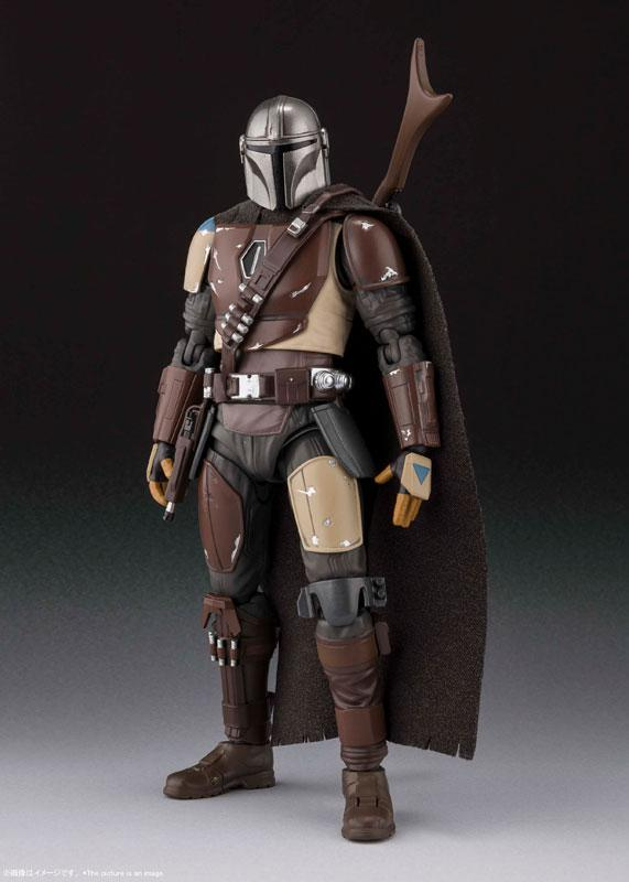 S.H.Figuarts The Mandalorian (STAR WARS: The Mandalorian)
