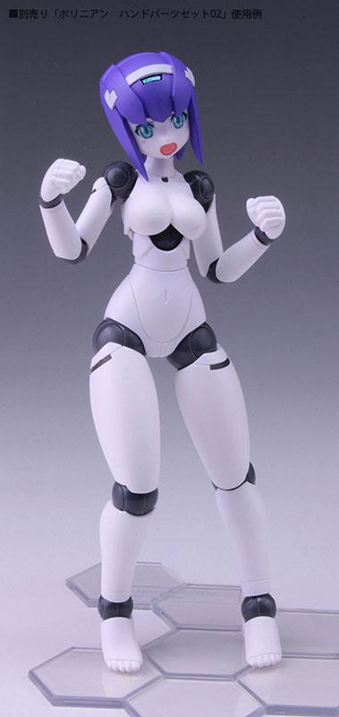 Polynian FMM Clover Update Ver. Complete Model Action Figure 6