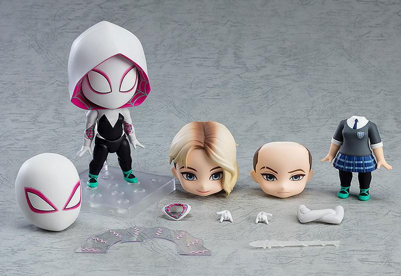 Nendoroid Spider-Man: Into the Spider-Verse Spider-Gwen Spider-Verse Ver. DX product