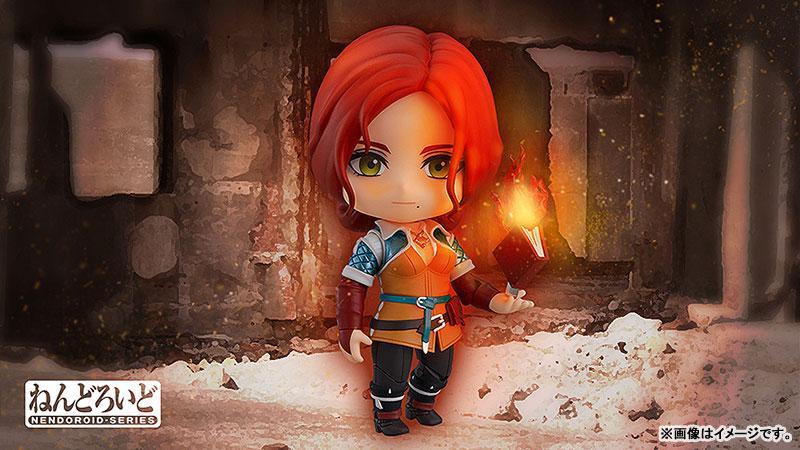 Nendoroid The Witcher 3 Wild Hunt Triss Merigold